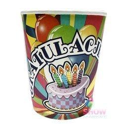 """Paper Cups """"Gratulacje"""" (6 pcs.)"""