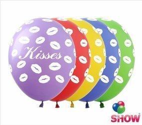 """SHOW™ 12"""" """"Kisses"""" (10 pcs.)"""