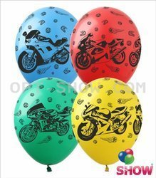 "SHOW™ 12"" ""Motorcykles"" (10 pcs.)"