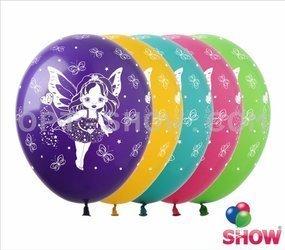"""SHOW™ 12"""" """"Princess"""" (10 pcs.)"""