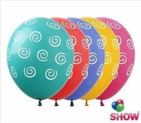 """SHOW™ 12"""" """"Spirals"""" (10 pcs.)"""