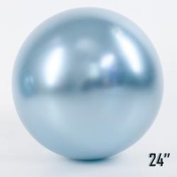 "Show™ 24"" CHROME,  Light Blue(1 pcs.)"