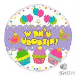 """""""W Dniu Urodzin"""" 18"""" (45cm.)"""