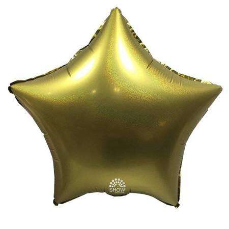 "Foil Star, Gold 18"" (45cm.)"