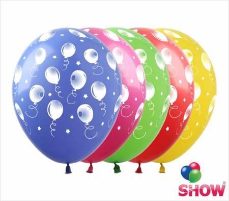 """SHOW™ 12"""" """"Baloniki"""" (10 pcs.)"""