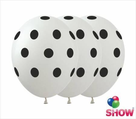 """SHOW™ 12"""" """"Dots"""" (10 pcs.)"""