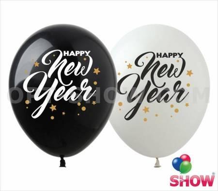 "SHOW™ 12"" ""NEW YEAR"" (10 pcs.)"
