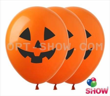 """SHOW™ 12"""" """"Pumpkin"""" (10 pcs.)"""