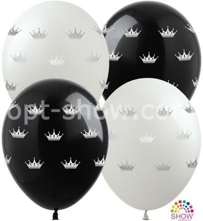 """SHOW™ 12"""" """"Silver Crown"""" (10 pcs.)"""