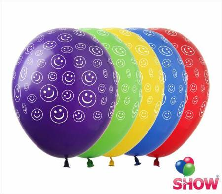 """SHOW™ 12"""" """"Smile?"""" (10 pcs.)"""