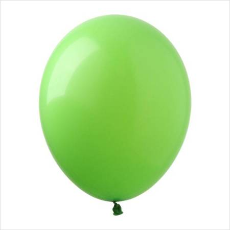 Show™  12 inch, Lime (25 pcs./pack.)