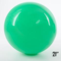 """Balon  21""""  Zielony (1 szt.)"""