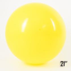"""Balon  21""""  Żółty (1 szt.)"""