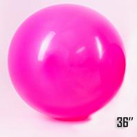 """Balon  36"""" Malinowy (1 szt.)"""