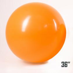"""Balon  36"""" Pomarańczowy (1 szt.)"""