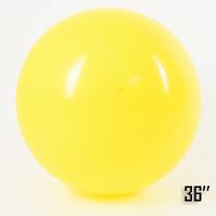 """Balon  36"""" Żółty (1 szt.)"""