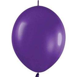 """Balony do Girland 6"""", Fioletowy (25 szt.)"""