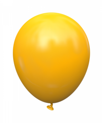 Kalisan™  5 cali, Ciemno-żółty (50 szt./opak.)