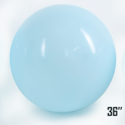 "Show™ 36"" Błękitny Pastel (1 szt.)"