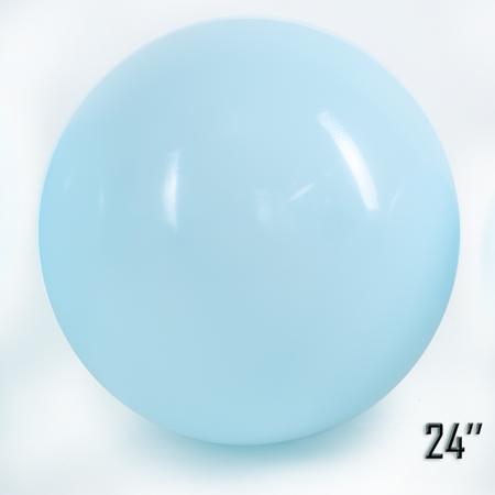 """Balon  24"""" Błękitny Pastel (1 szt.)"""