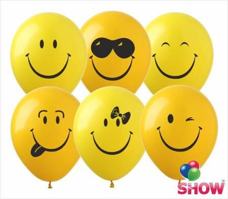 """Balony  """"Smile"""" (10 szt.)"""